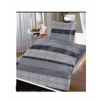 Jamal Home Single Size Bed Sheet With 1 Pillow (0099)