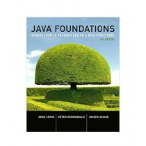 Java Foundations Book 4th Edition