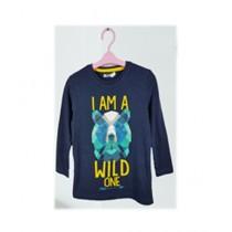 JB shoppy Wild One Long Shirt For Boys