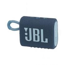 JBL GO 3 Waterproof Portable Bluetooth Speaker Blue