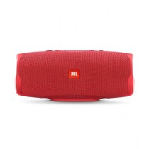 JBL Charge 4 Waterproof Portable Bluetooth Speaker Red