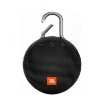 JBL Clip 3 Waterproof Portable Bluetooth Speaker Midnight Black