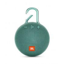 JBL Clip 3 Waterproof Portable Bluetooth Speaker River Teal