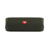 JBL Flip 5 Waterproof Portable Bluetooth Speaker Green