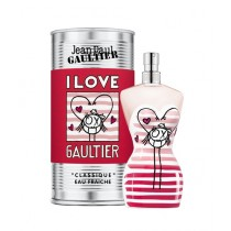 Jean Paul Gaultier I Love Gaultier Classique Eau Fraiche EDT Perfume For Women 100ML