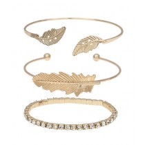 Jewelsgems Geometric Bracelet Set For Women