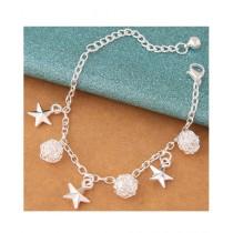 Jewelsgems Star Bracelet For Women (0040)