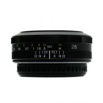 Voigtlander 28mm f/2.8 Color Skopar SL II Lens for Canon