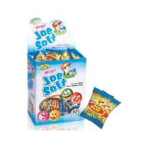 JoJo Joe Soft Bubble Gum - 75 Piece