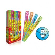 JoJo Stick Blast Bubble Gum Box - 24 Piece
