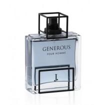 Junaid Jamshed GENEROUS Pour Homme Eau De Parfum For Men - 100ml
