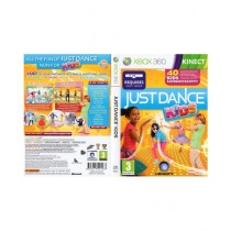Just Dance Kids Game For Xbox 360