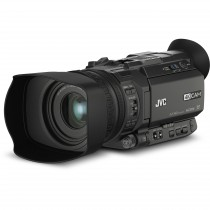 JVC 4KCAM Compact Professional Camcorder (GY-HM170)