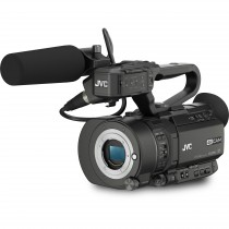 JVC 4KCAM Handheld S35mm Camcorder - Body Only (GY-LS300)