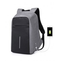 "Kaka 15.6"" Anti Theft Laptop Backpack Grey (17012)"