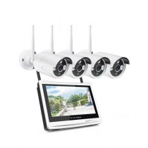 Kami Store Wireless 2MP IP Camera With 2TB Hard Disk