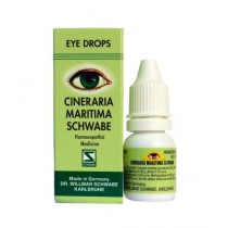Karachi Shop Cineraria Maritima Schwabe Eye Drops 10ml