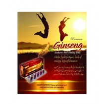 Karachi Shop Premium Ginseng Capsules