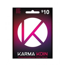 Karma Koin Global Gift Card $10 - Email Delivery