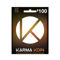 Karma Koin Global Gift Card $100 - Email Delivery