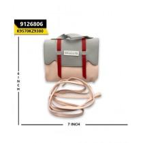 Kayazar Horizontal Mobile Pouch Delicate Pink N Grey (9126806)