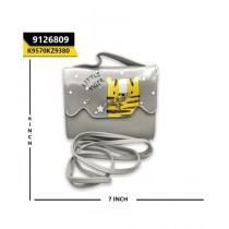 Kayazar Horizontal Mobile Pouch Little Tiger Glitter Grey (9126809)
