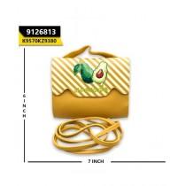 Kayazar Horizontal Mobile Pouch Mustard Avacado (9126813)