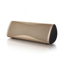 KEF MUO Wireless Speaker Horizon Gold