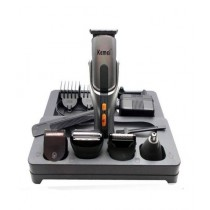 Kemei 8 in 1 Grooming Kit Shaver & Trimmer (KM-680A)