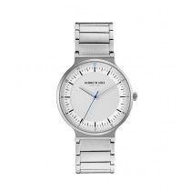 Kenneth Cole Analog Men's Watch Silver (KC50381001)