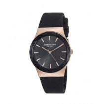 Kenneth Cole Analog Women's Watch Black (KC50060001)