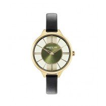 Kenneth Cole Analog Women's Watch Black (KC50538007)