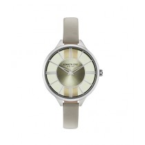 Kenneth Cole Analog Women's Watch Grey (KC50538006)