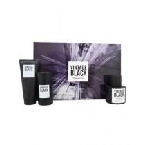 Kenneth Cole Vintage Black 3 Piece Gift Set For Men