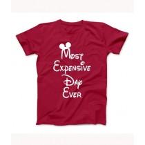 Khanani's Printed T-Shirt For Women's (0564)