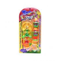 Kharedloustad 3 Plastic Top kids Toy (0152)