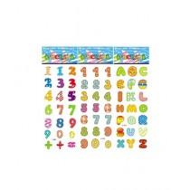 Kharedloustad A4 Size Learning Wall Sticker (0141)