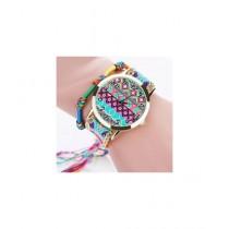 Kharedloustad Fashion Handmade Braided Women Watch (005226)