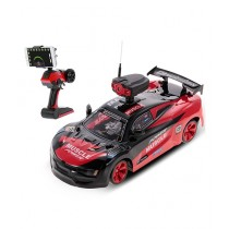 Kharedloustad RC 4WD Drifting Crazon Car For Kids Red