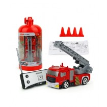 Kharedloustad Remote Control Mini Fire Engine Truck For Kids