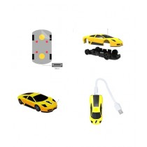 Kharedloustad Virtual Reality 3D Mini Car For Kids