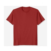 Khayaal Round Neck T Shirt For Men Maroon