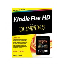 Kindle Fire HD For Dummies Book 2nd Edition