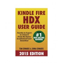 Kindle Fire HDX User Guide Book