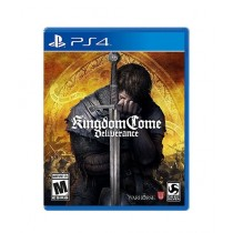 Kingdom Come: Deliverance - Standard Edition Game For PS4