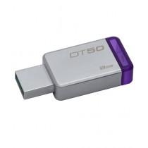 Kingston 8GB USB 3.0 Metal Flash Drive (DT50)