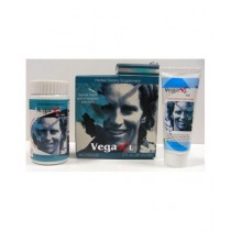 Jalandhar Traders Vega XL Ayurvedic Enlargement Capsules & Gel For Men
