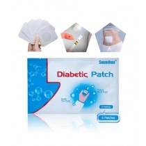 KK ACCESSORIES Diabetes Patches Pack Of 6