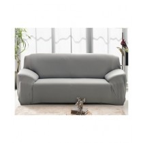 Knit that Fits 7 Seater Sofa Cover - Grey