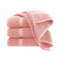 Knit that Fits Cotton Bath Towel Pink - Pack Of 4